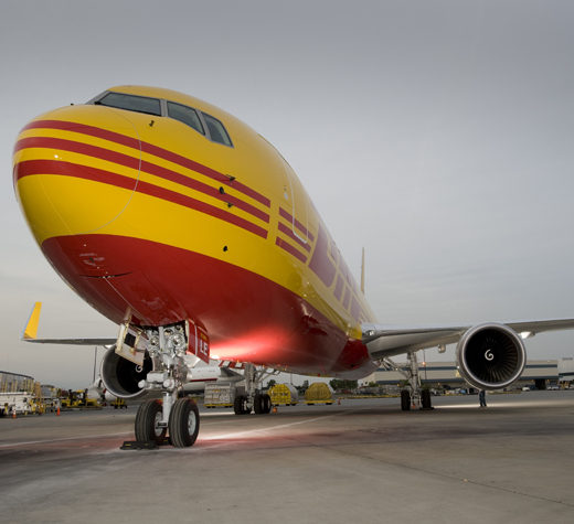 DHL opens new Chicago service center