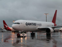 Qantas Freight partners with Sai Cheng on China-U.S. airmail lift
