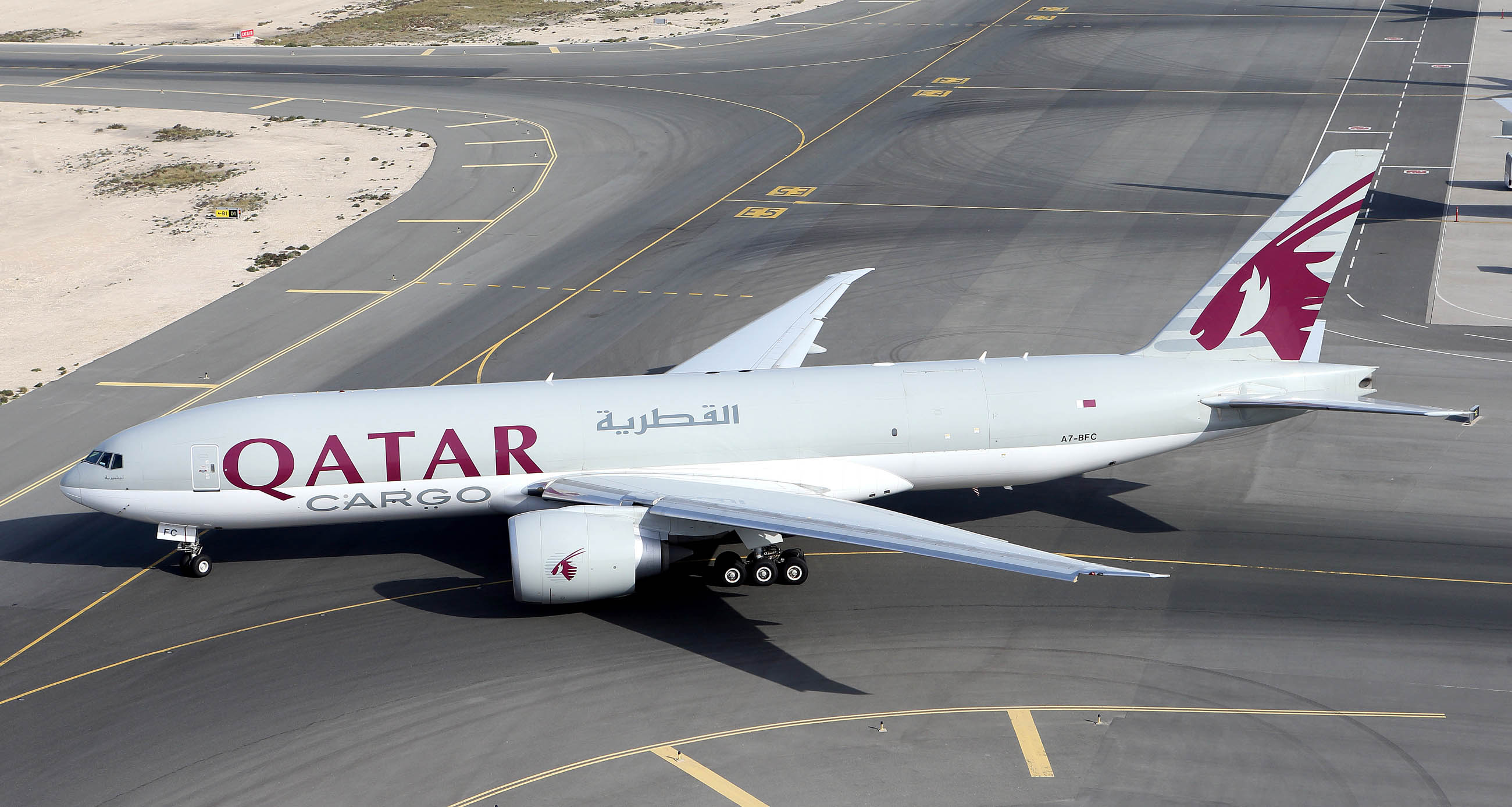 Qatar Airways to grow South American freighter network  Air Cargo
